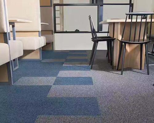 酒泉拼块地毯-物超所值的酒店地毯优选兰州风腾建材
