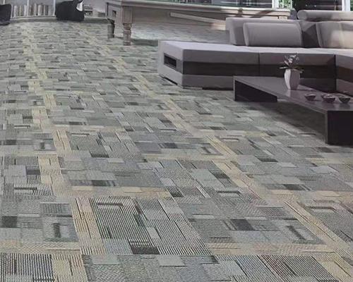 定西拼块地毯_甘肃价格超值的酒店地毯品牌