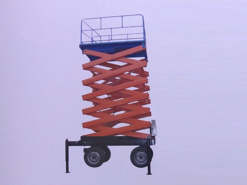 哈尔滨门式起重机-具有口碑的哈尔滨升降平台供应商_黑龙江华矿