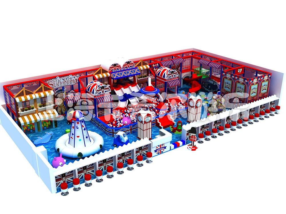 专业的儿童淘气堡,新品儿童淘气堡乐园就在卡希尔游乐设备
