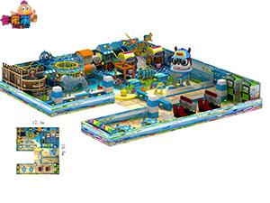 加盟室內淘氣堡好嗎 稱心的兒童淘氣堡樂園就在卡希爾游樂設備