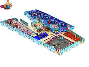 淘气堡游乐设施价格|靠谱的儿童淘气堡乐园供应商