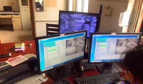 畜牧行业磅房称重系统-衡安软件提供口碑好的一卡通称重管理系统