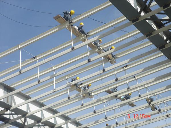 嘉兴钢结构厂房价格  嘉兴钢结构车间价格  嘉兴钢结构安装