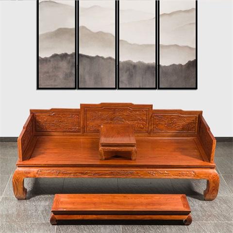 红木家具哪里买-物超所值的檀明宫红木家具到哪买