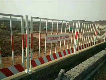 基坑臨邊防護欄