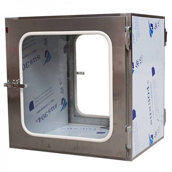 不锈钢互锁传递窗公司-广东上等传递窗不锈钢电子机械互锁供应