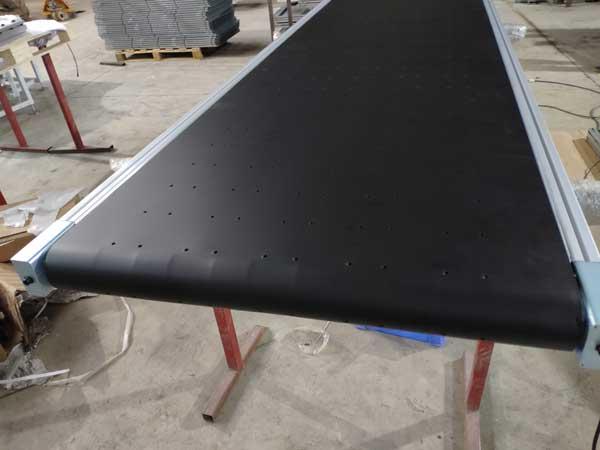 无锡专业的洛亚高品质防滑滚筒皮带机推荐 天津运输设备