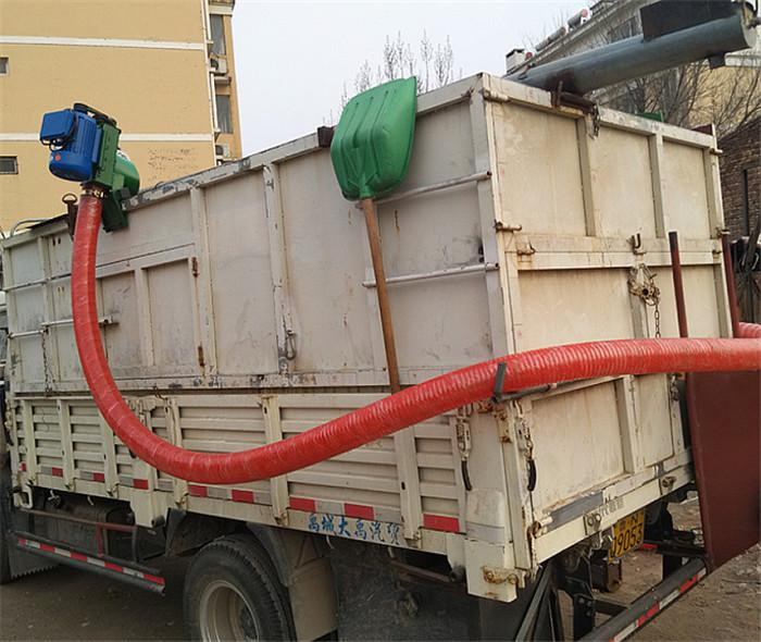 加工電動吸糧機_河南晟元機械設備吸糧機要怎么買