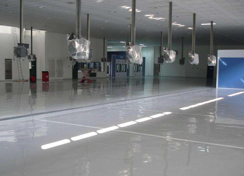 柳州密封固化劑-廣西華邦地坪新材工程百色密封固化劑地坪您的品質之選