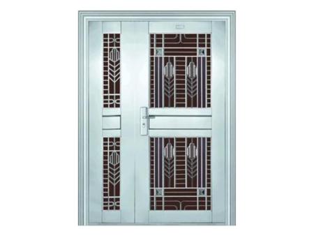 沈阳不锈钢单元门|哈尔滨不锈钢玻璃单元门