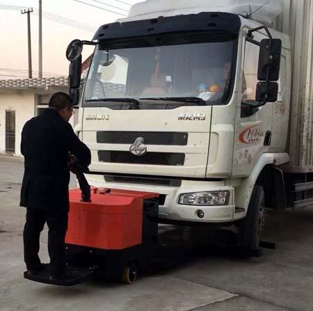 泰州惠澤汽車牽引車|汽車搬運車|汽車移位器生產廠家