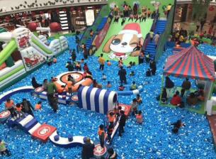 漯河选购优惠的海洋球池,就来乐可岛海洋球厂家