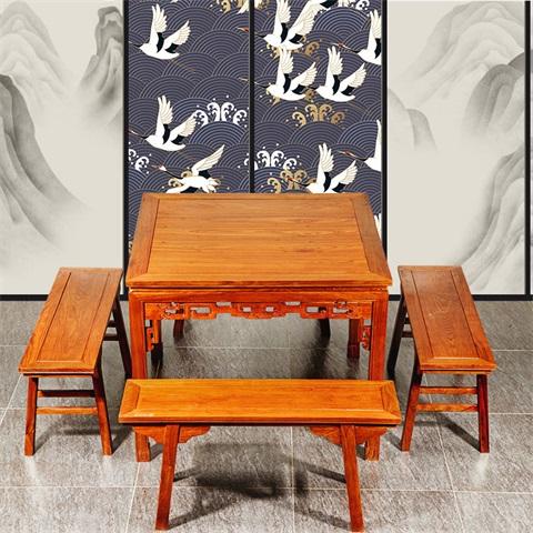 古典红木家具品牌质量优选红木檀