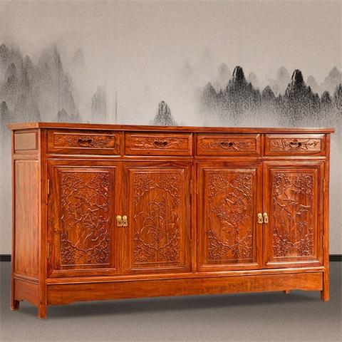 奢华的古典红木家具-想买檀明宫红木家具上哪买比较好