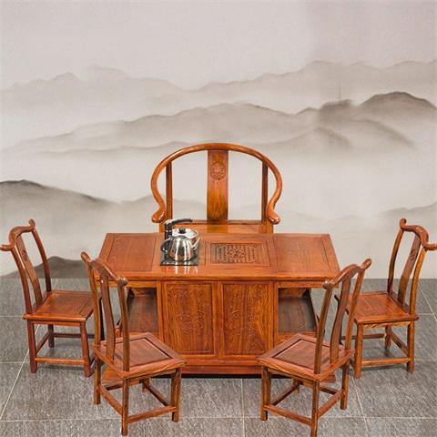 高端红木家具大品牌|中山具有口碑的檀明宫红木家具,认准檀明宫红木家具