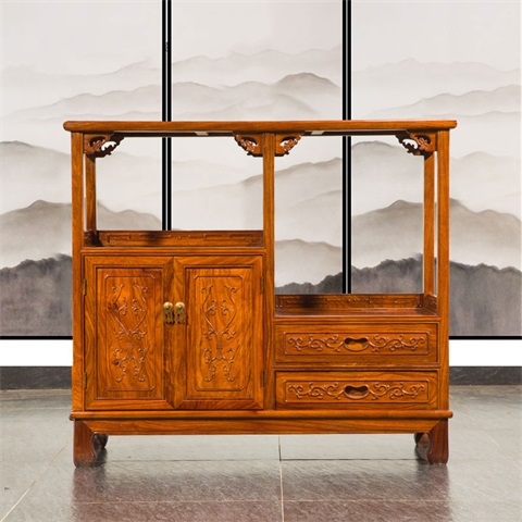 中山高端紅木家具廠商出售|供應檀明宮紅木家具口碑好的檀明宮紅木家具
