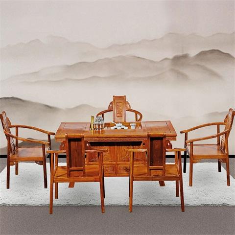 中山推薦高端紅木家具-中山哪里有供應好用的檀明宮紅木家具