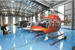 直升飞机案例 推荐东莞信誉好的直升飞机培训