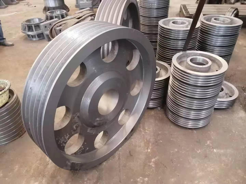 优质破碎机皮带轮生产厂家
