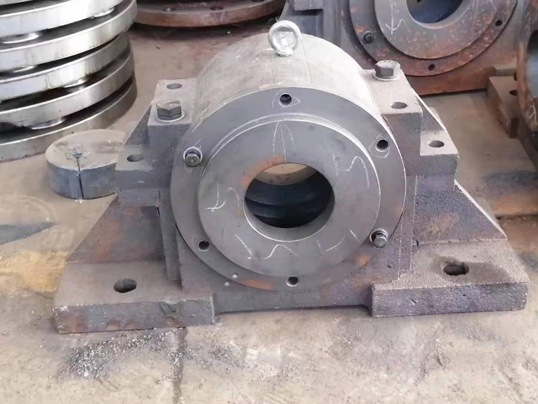 破碎機配件軸承座耐磨礦山鑄造