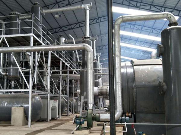 廢塑料裂解-質量好的各種廢塑料熱裂解設備生產廠家在哪里