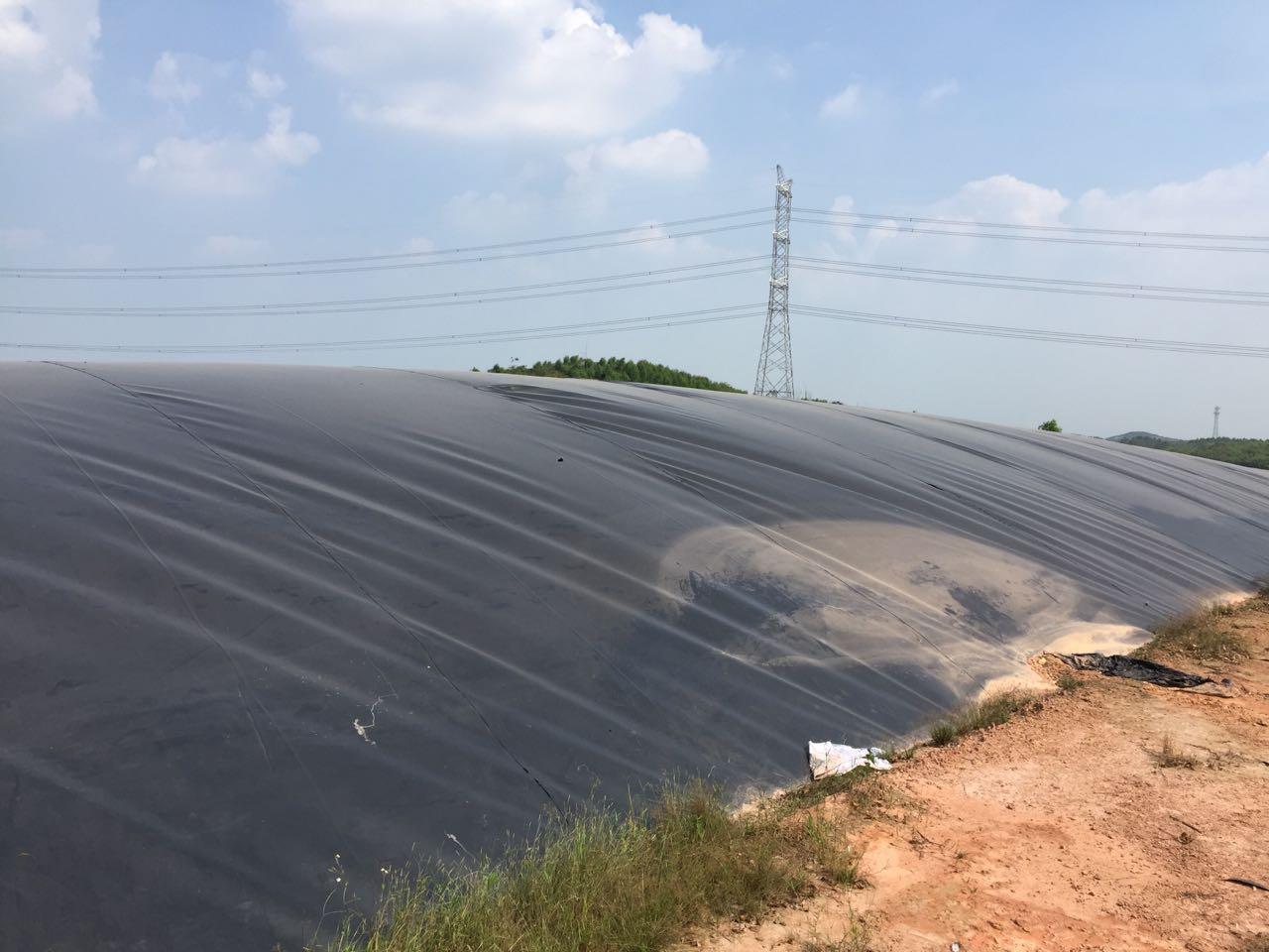 遼寧黑膜沼氣池能使用多久-廣東專業的黑膜沼氣池供應