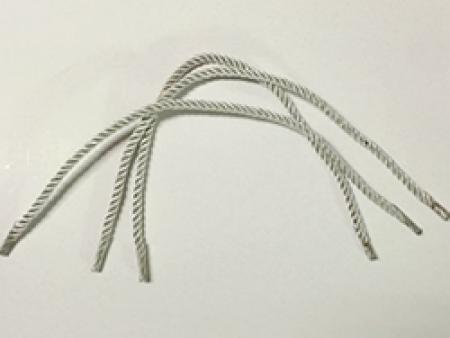 手提绳规格-东莞物超所值的银色有光丝扭绳供应
