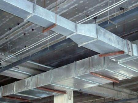 镀锌钢板风管-沈阳建侨机电设备安装有限公司