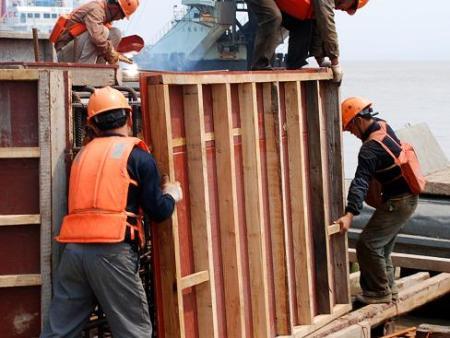 木方批发-价格划算的甘肃兰州木方模板批发厂家哪里有供应