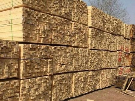 木方厂家 哪里可以买好的甘肃兰州木方模板批发厂家