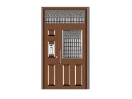 沈阳不锈钢防盗门为什么会生锈?