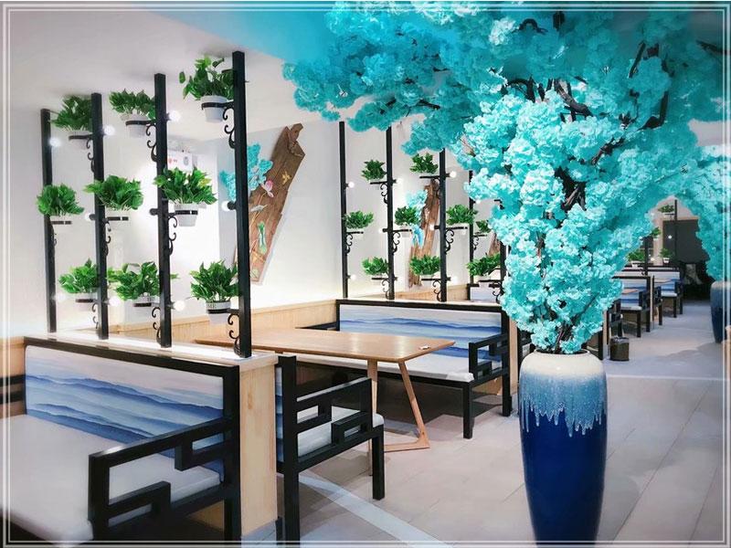 兰州餐厅设计甘肃餐厅设计咨询