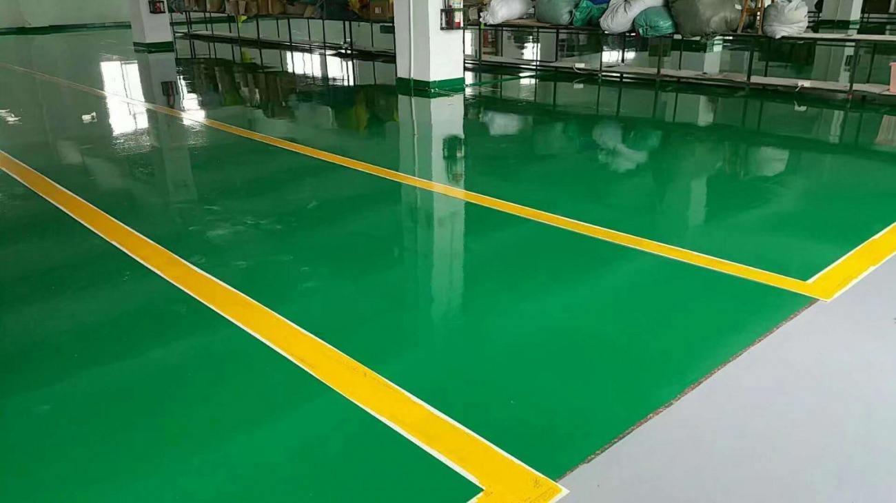 西安地坪涂料-高质量的合肥塑胶跑道地坪供应
