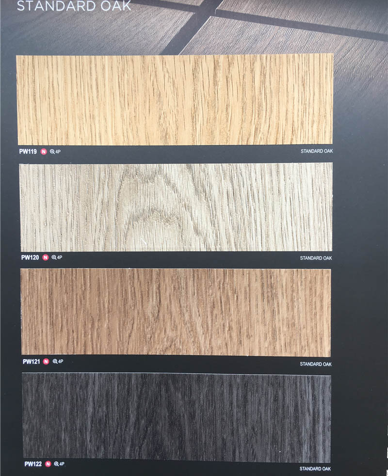 LG贴膜特殊木纹效果大木纹山形木纹B1级阻燃膜