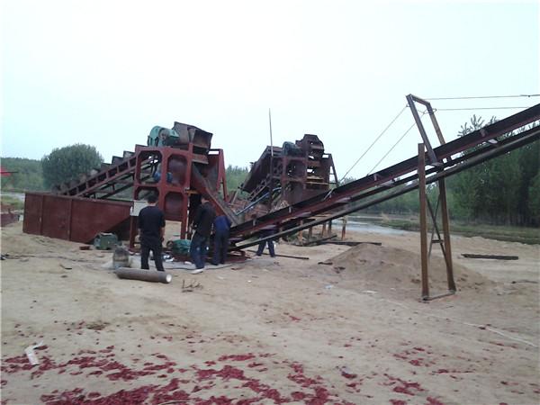 洗沙機械廠家  洗砂設備供應商