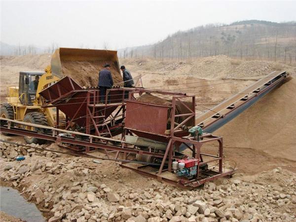 旱地筛沙机厂家,旱地筛沙机,旱地筛沙机订做