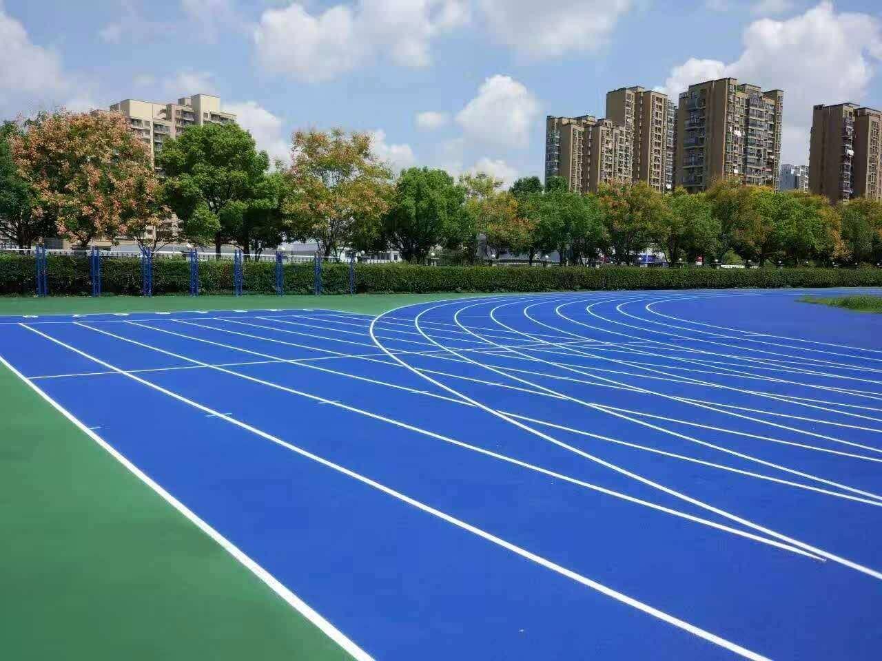 成都水性抗油污地坪|科美斯新材料优良塑胶跑道地坪供应商