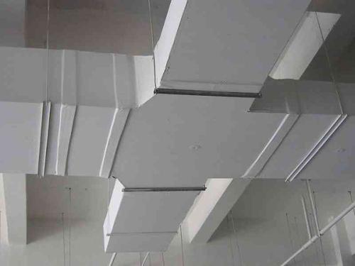 共板法蘭風管-沈陽建僑機電設備安裝有限公司