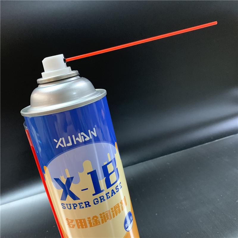 防水橡胶车窗润滑剂***矽质轴承链条油长期防锈油透明