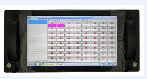 常州触摸屏调度台厂家-沪光通讯出售实惠的触摸屏调度台