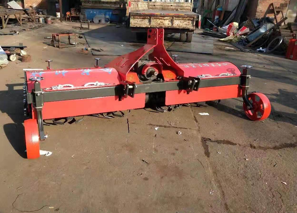 黑龙江灭茬机|黑龙江秸秆收割机-万福农业机械