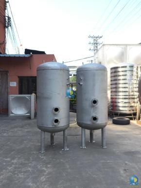 承壓容器_不銹鋼保溫水箱當選全得不銹鋼制品