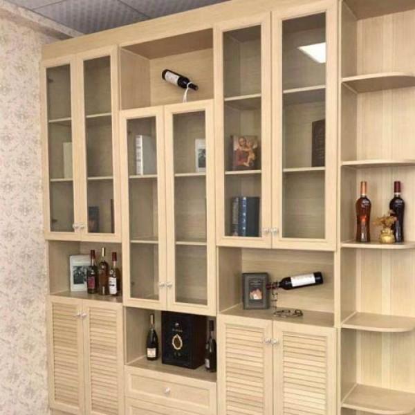 全铝书柜找哪家-具有口碑的衣柜定制,优选哈蜜家全铝家居