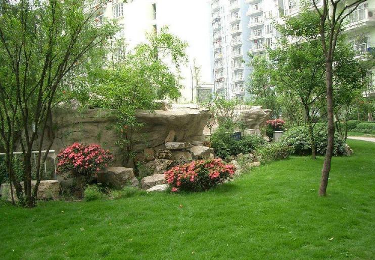 郑州园林景观专业设计公司,河南品种好的园林景观供应