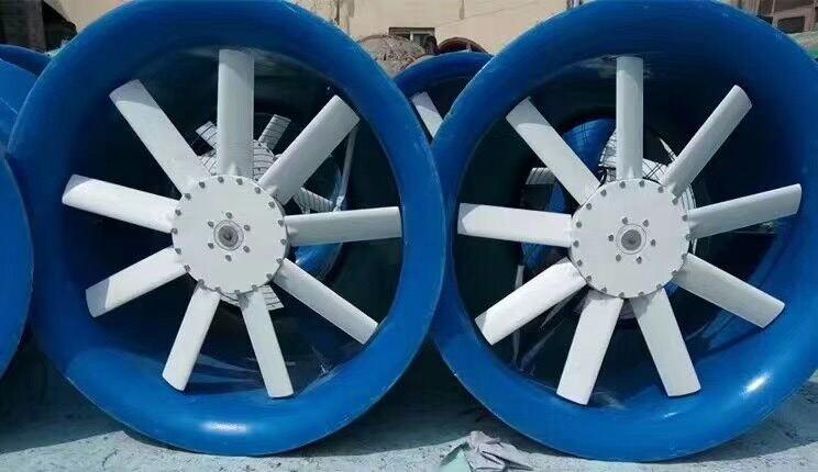 批售玻璃钢轴流风机-淄博专业的玻璃钢轴流风机推荐
