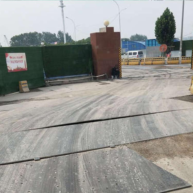 鄭州鋪地鋼板租賃