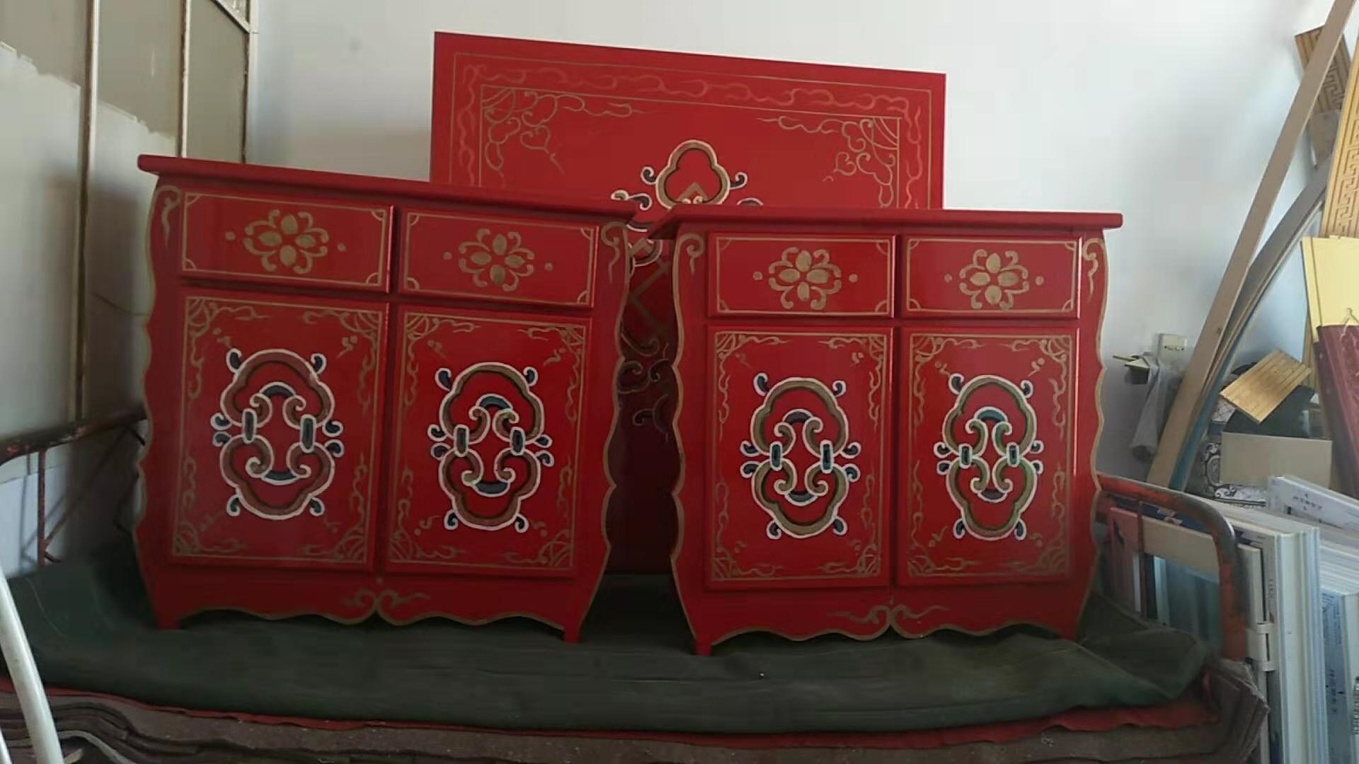 诈玛宴桌子厂家-希拉穆仁镇利博传统毡包品牌诈玛宴桌子供应商