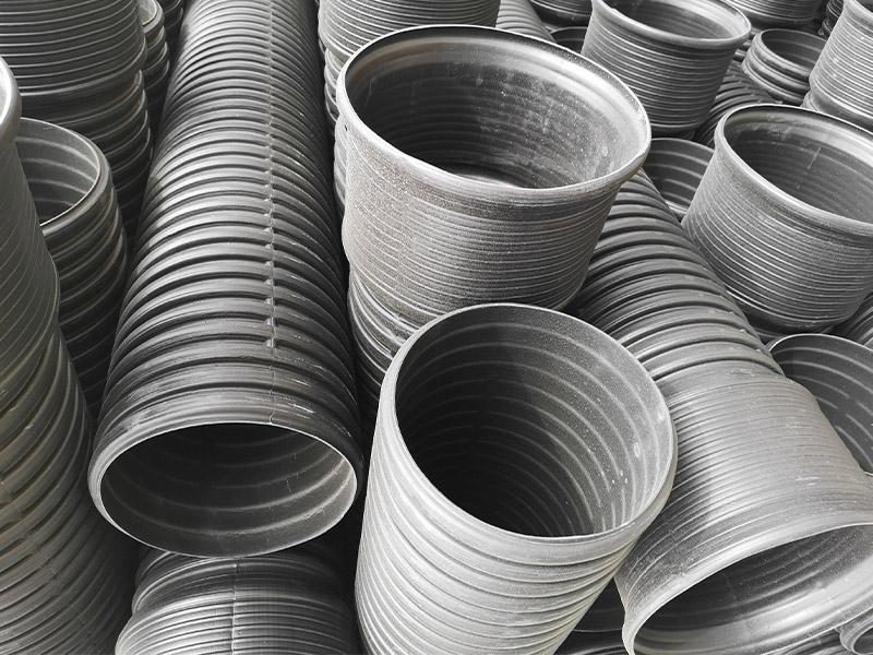 新疆钢波纹管新疆金属波纹管厂家