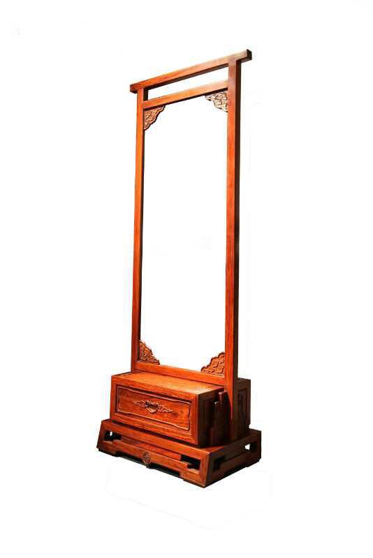 小巧的紅木梳妝臺-設計新穎的傳天匠傳祺紅木梳妝臺東莞廠家直銷